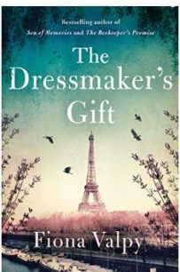 The Dressmaker's Gift' by Fiona Valpy