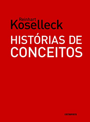 Livro 'Histórias de conceitos' por Reinhart Koselleck