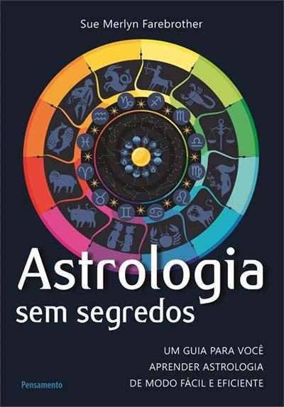 Livro 'Astrologia Sem Segredos' por Sue Merlyn Farebrother