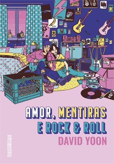 Baixar PDF 'Amor, mentiras e rock & roll' por David Yoon